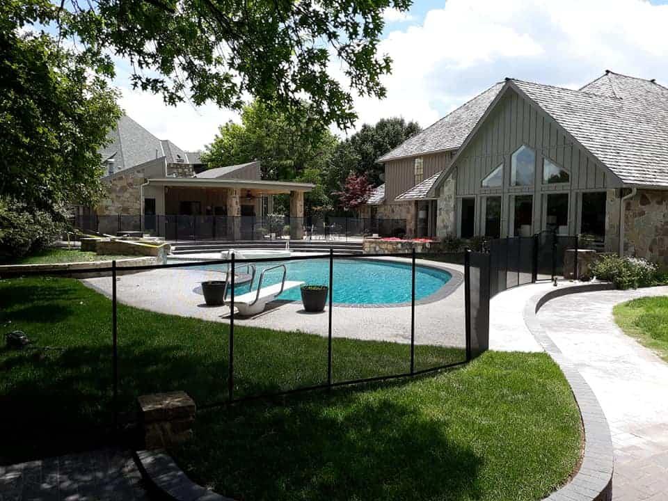 life saver pool fence of oklahoma