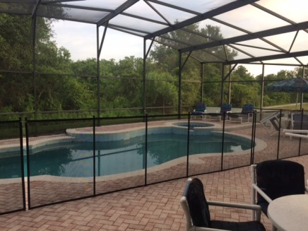 Pool Fence Kissimmee 5-23-17