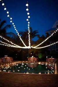 Lightened Pool
