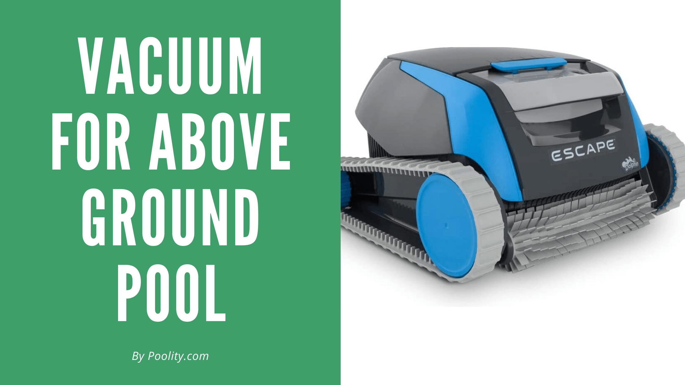 10 Best Automatic Vacuum For Above Ground Pool 2020 1