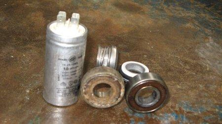 Capacitor Bearings Mechanical seal