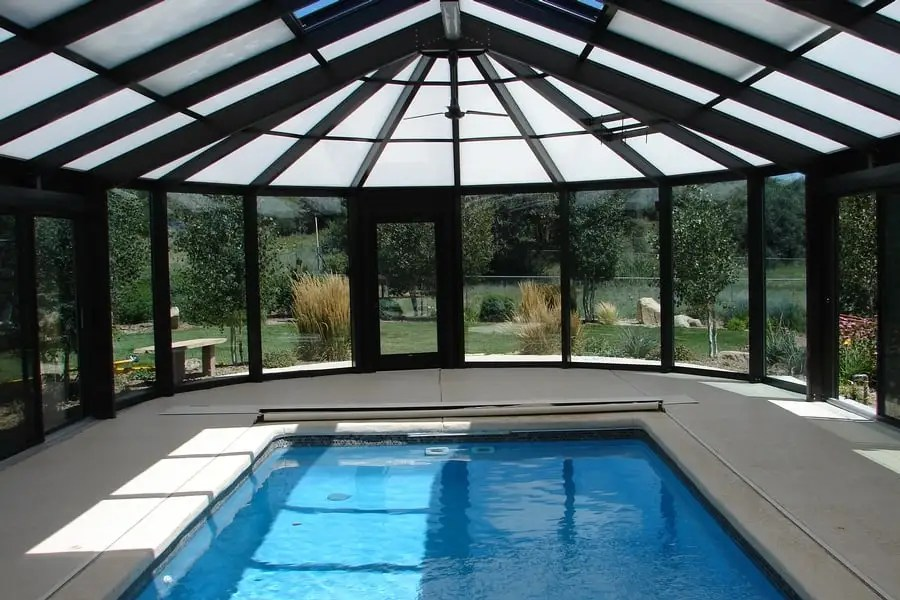 Pool Enclosures Extend Your Swimming Season Poolmax
