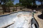 replacing pool tile process mckinney tx executive pool service 3