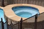 replacing pool tile process mckinney tx executive pool service 7