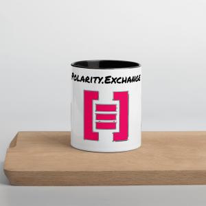Polarity Logo Mug with Color Inside