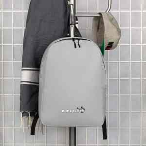 Pool Party Nodes Minimalist Backpack