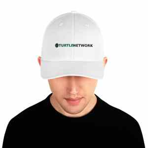 Turtle Network Cap