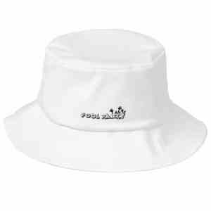 Pool Party Nodes Old School Bucket Hat