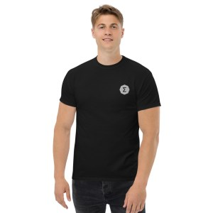 Ergo Logo Men's heavyweight tee