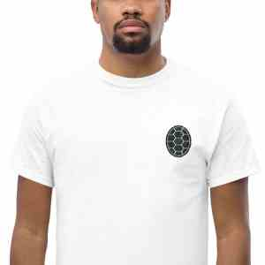 Turtle Network Men's heavyweight tee