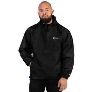 BPSAA Logo Embroidered Champion Packable Jacket