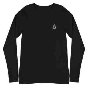 EOS Circle Logo Unisex Long Sleeve Tee