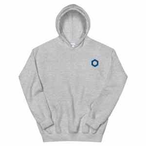 Chainlink Logo Unisex Hoodie