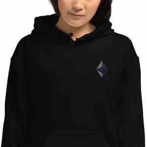 Ethereum Logo Unisex Hoodie