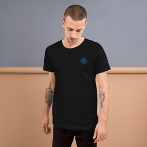 Waves Logo Short-Sleeve Unisex T-Shirt