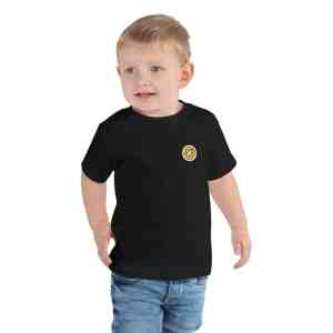 Garlicoin Logo Toddler Short Sleeve Tee