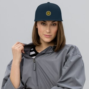 Garlicoin Logo Snapback Hat