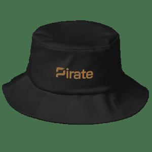 Pirate Old School Bucket Hat