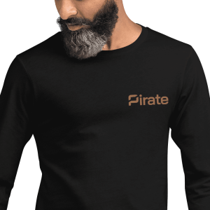 Pirate Unisex Long Sleeve Tee