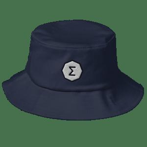 Ergo Logo Old School Bucket Hat