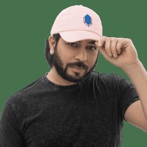 Turtle Network Pastel baseball hat