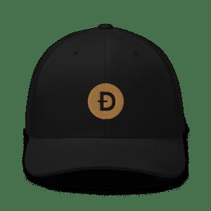 Dogecoin Logo Trucker Cap