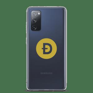 Dogecoin Logo Samsung Case