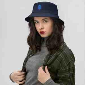 Turtle Network Logo Old School Bucket Hat