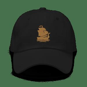 Pirate Ship Dad hat