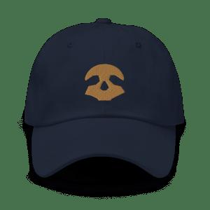 Pirate Skull Dad hat
