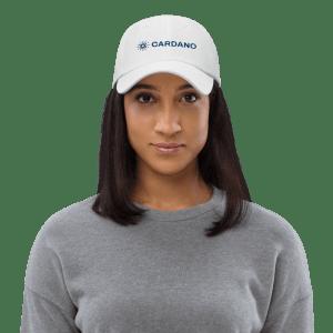 Cardano Full Logo Dad hat