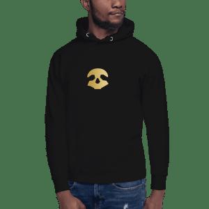 Pirate Skull Unisex Hoodie