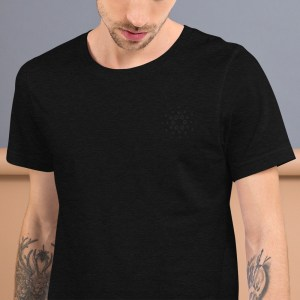 Cardano Full Logo Short-Sleeve Unisex T-Shirt