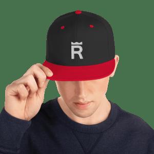 REX Token Logo Snapback Hat