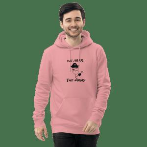 We Arrr the Army Unisex essential eco hoodie