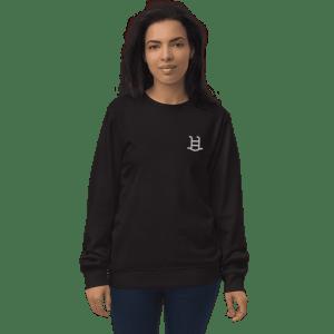 Pool Party Nodes Logo Unisex organic sweatshirt