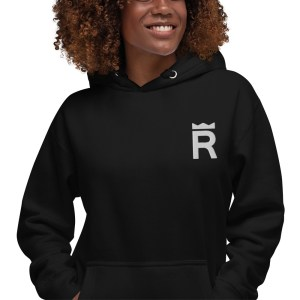 REX Token Logo Unisex Hoodie