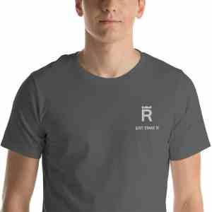 REX Just Stake It Short-Sleeve Unisex T-Shirt