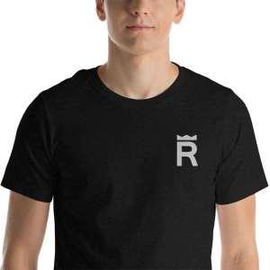 REX Token Logo Short-Sleeve Unisex T-Shirt