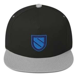 Sentinel Dvpn Logo Flat Bill Cap
