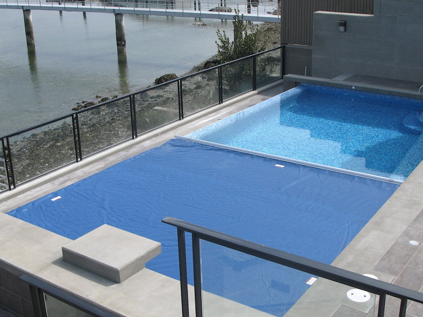 kelowna pool cover installation