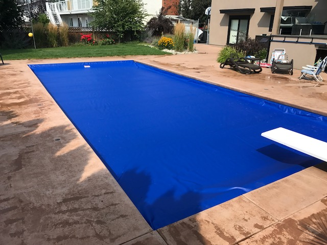 pool cover replacement fabric vancouver