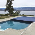 Kelowna Retrofit Auto Pool Cover Installation
