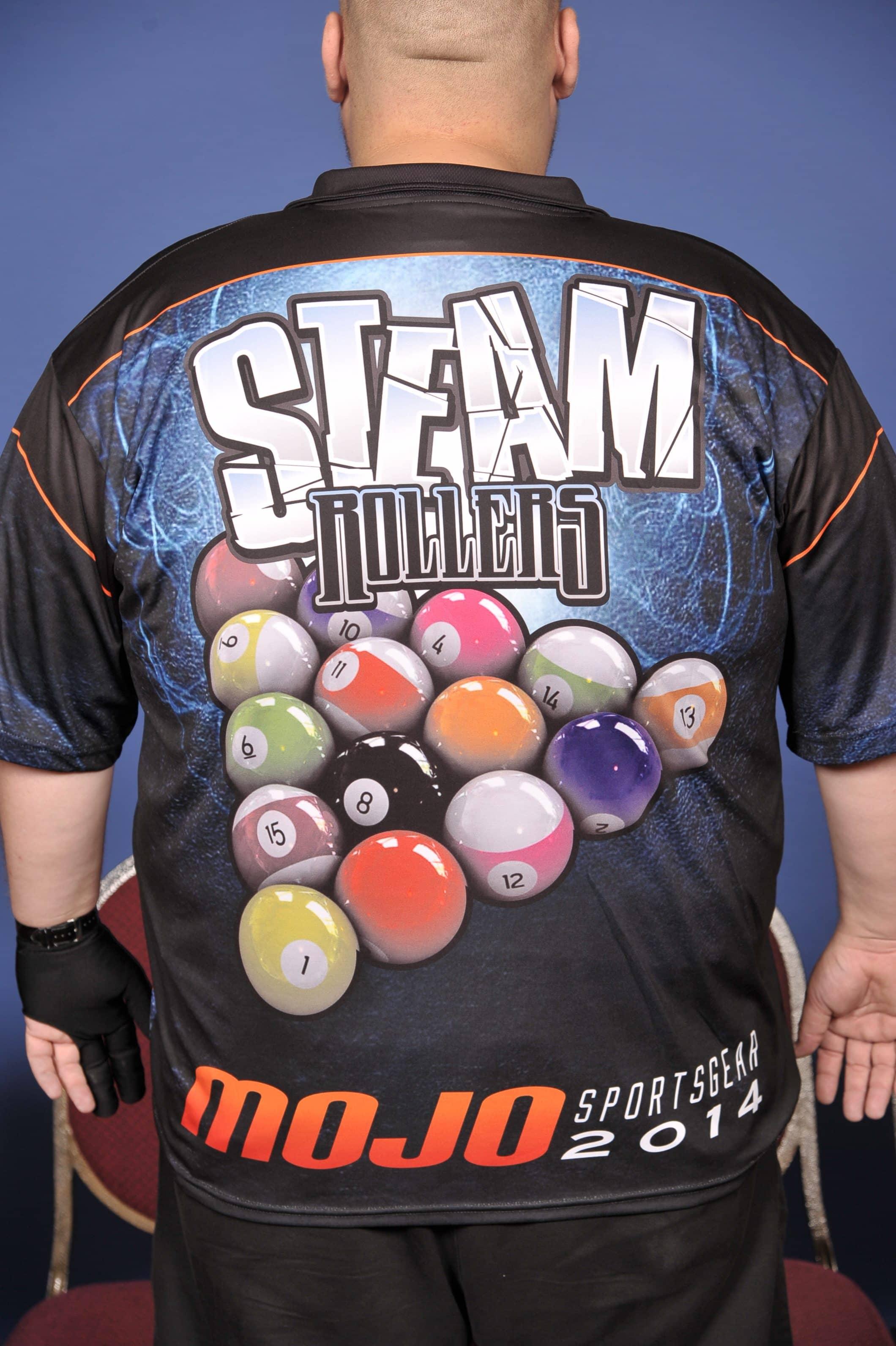 2014 8Ball Team Shirt Contest Winners  American