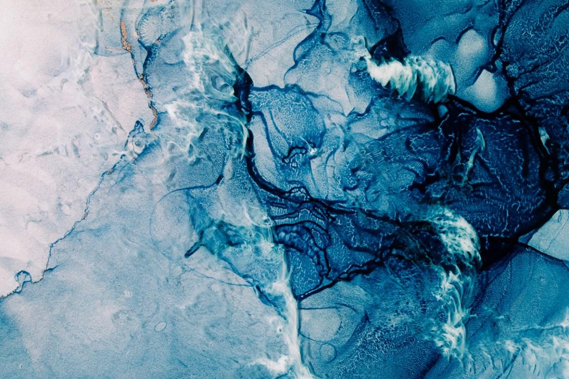 frozen pools
