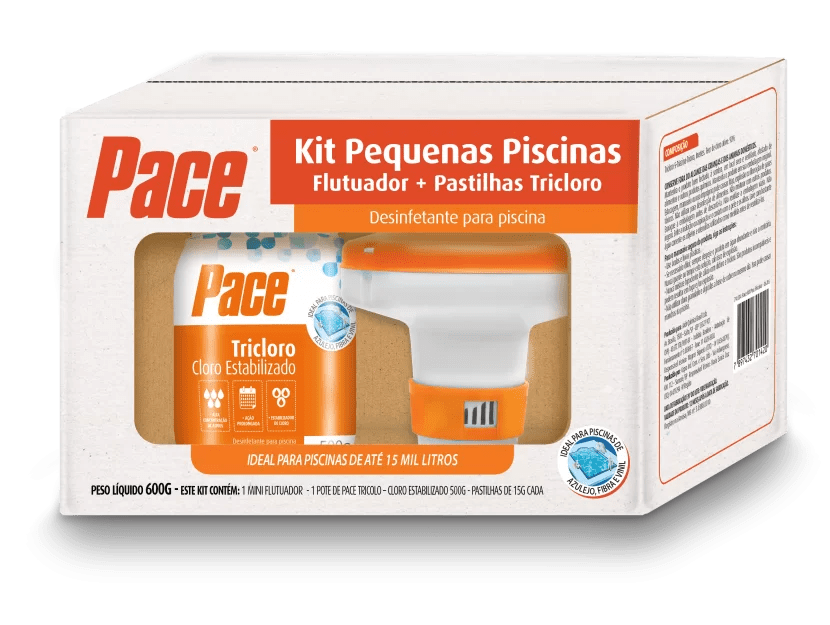 Pace Kit Pequenas Piscinas