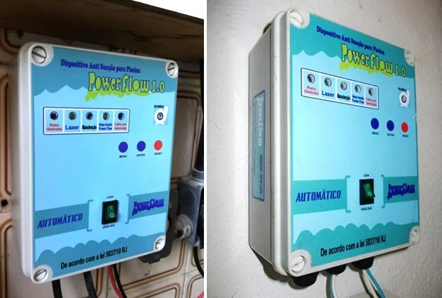 Dispositivo Anti Sucção Power Flow 1.0