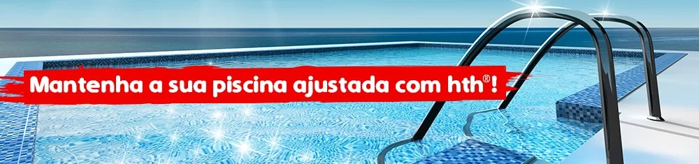 Como manter a piscina ajustada