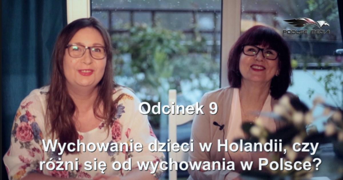 Polki przy kawie. Wychowanie dzieci w Holandii. Czy różni się od wychowania w Polsce?