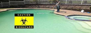 health effects of chlorine pool biohazard